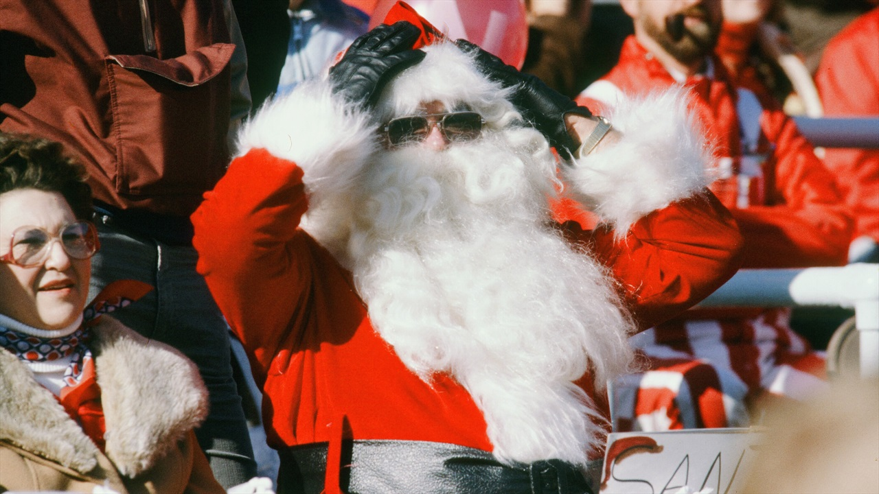 Christmas Day Football Schedule.Hot Reads A Strange Christmas Day Football Game Hail Varsity