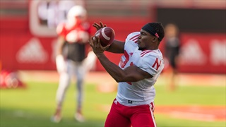 Huskers Want a Workhorse, Wilbon Wants to Prove it's Him