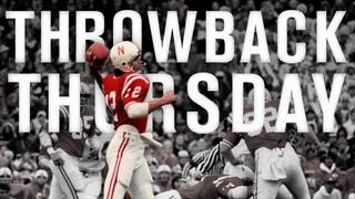 "Throwback Thursday: Tom ""Train Wreck"" Novak Makes an Impression"