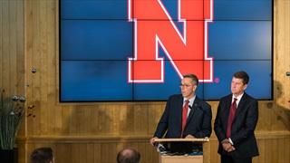WATCH: Nebraska Chancellor Explains Shawn Eichorst Firing