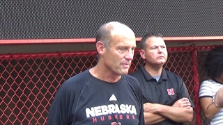 WATCH: Mike Riley Addresses Eichorst Firing, Nebraska Injuries
