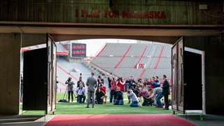 Hot Reads: Nebraska's New Football 'Factory' is Under Construction