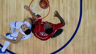 LOOK: Creighton Outlasts Nebraska Basketball, 75-65
