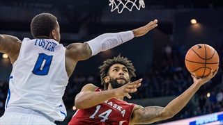Huskers Drop Seventh Straight Game to Creighton