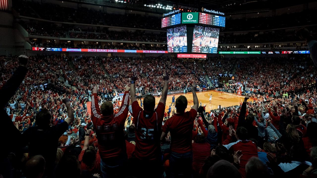 Huskers Announce 2019-20 Men's Basketball Nonconference Schedule