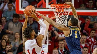 Blue Check Mark: Huskers Snap 0-for-Michigan Streak