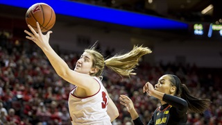 Cain Powers Huskers Past Penn State on Senior Night