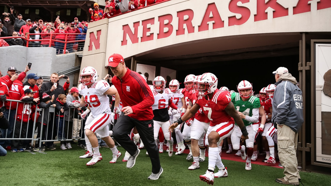 Stats and Highlights from Nebraska's 2018 Spring Game ...