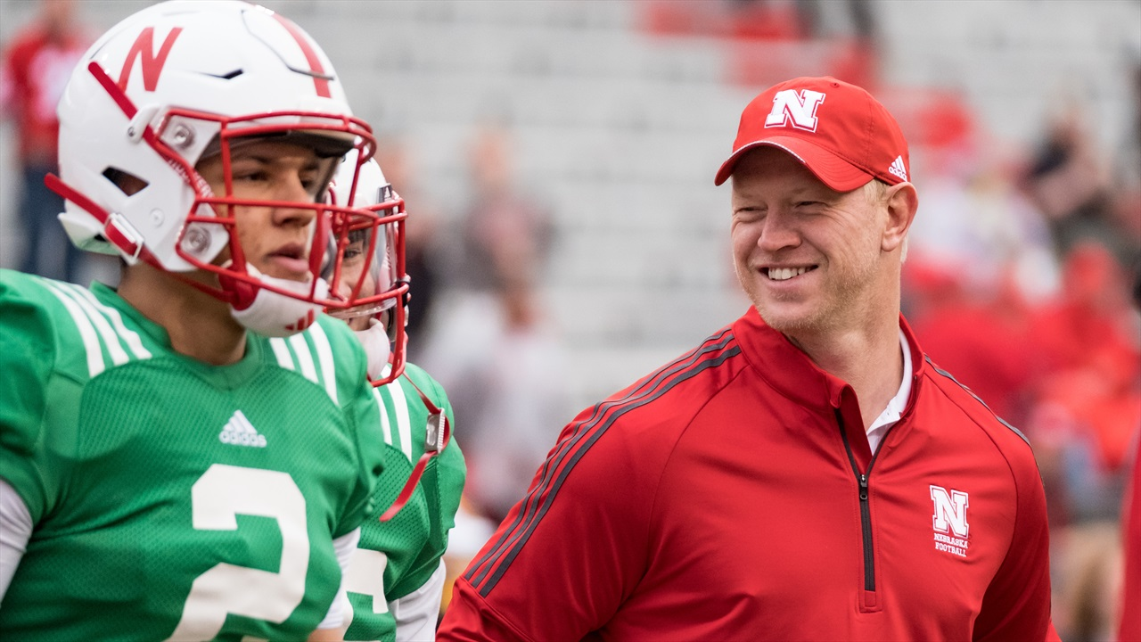 Nebraska Ranked in the AP Poll for First Time Since 2016