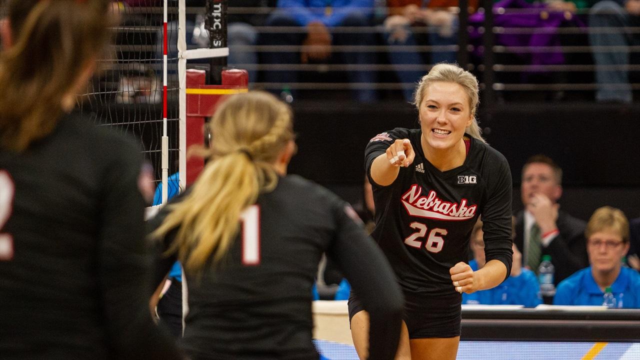Nebraska Volleyball Schedule 2019 Nebraska Volleyball Announces 2019 Schedule | Hail Varsity