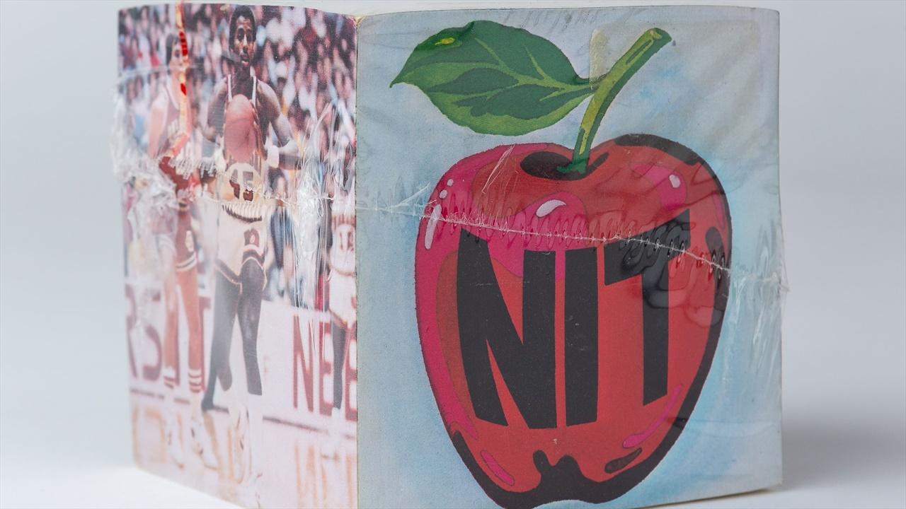 Husker Attic: 1983 Nebraska NIT Notepad