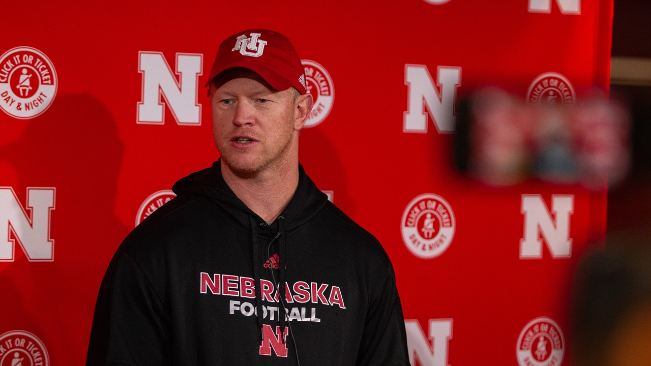 WATCH: Scott Frost on Maryland, Wan'Dale Robinson and More