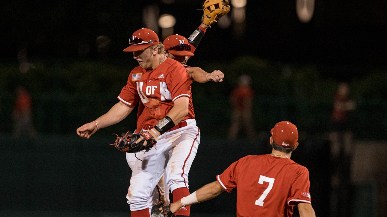 Huskers Dominate Game 2 and Take Series from Michigan