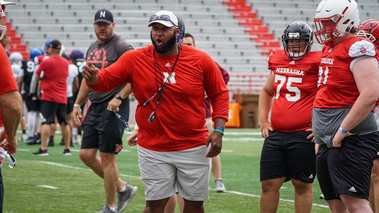 5 Thoughts On Nebraska's First-Ever OL/DL Pipeline Camp