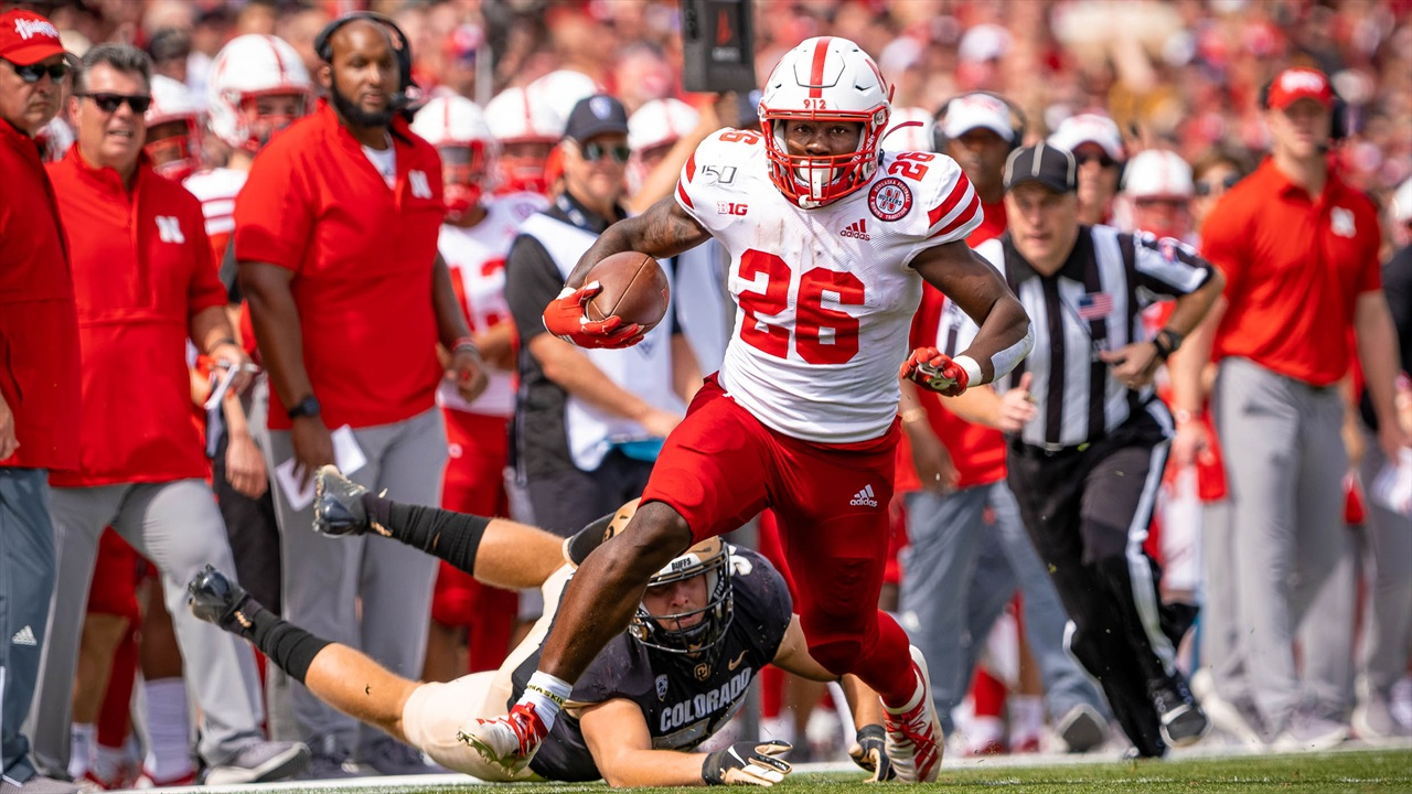 Huskers Get Ground Game up and Running Against Northern Illinois
