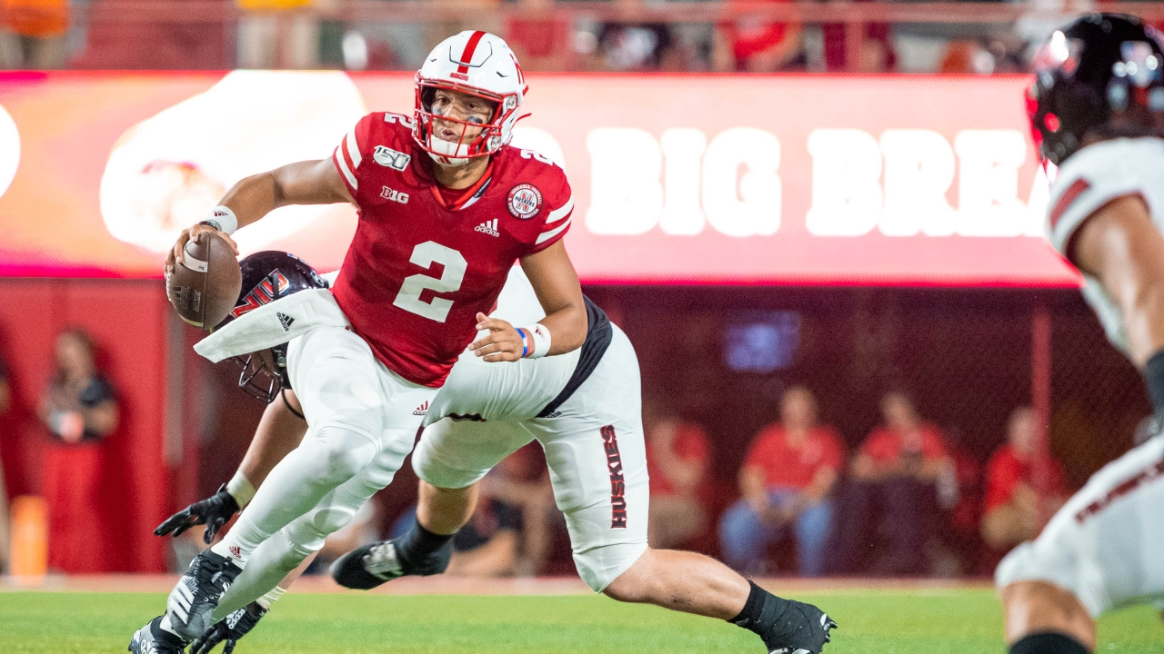 3 Thoughts as Nebraska Rolls to 44-8 Win Over Northern Illinois