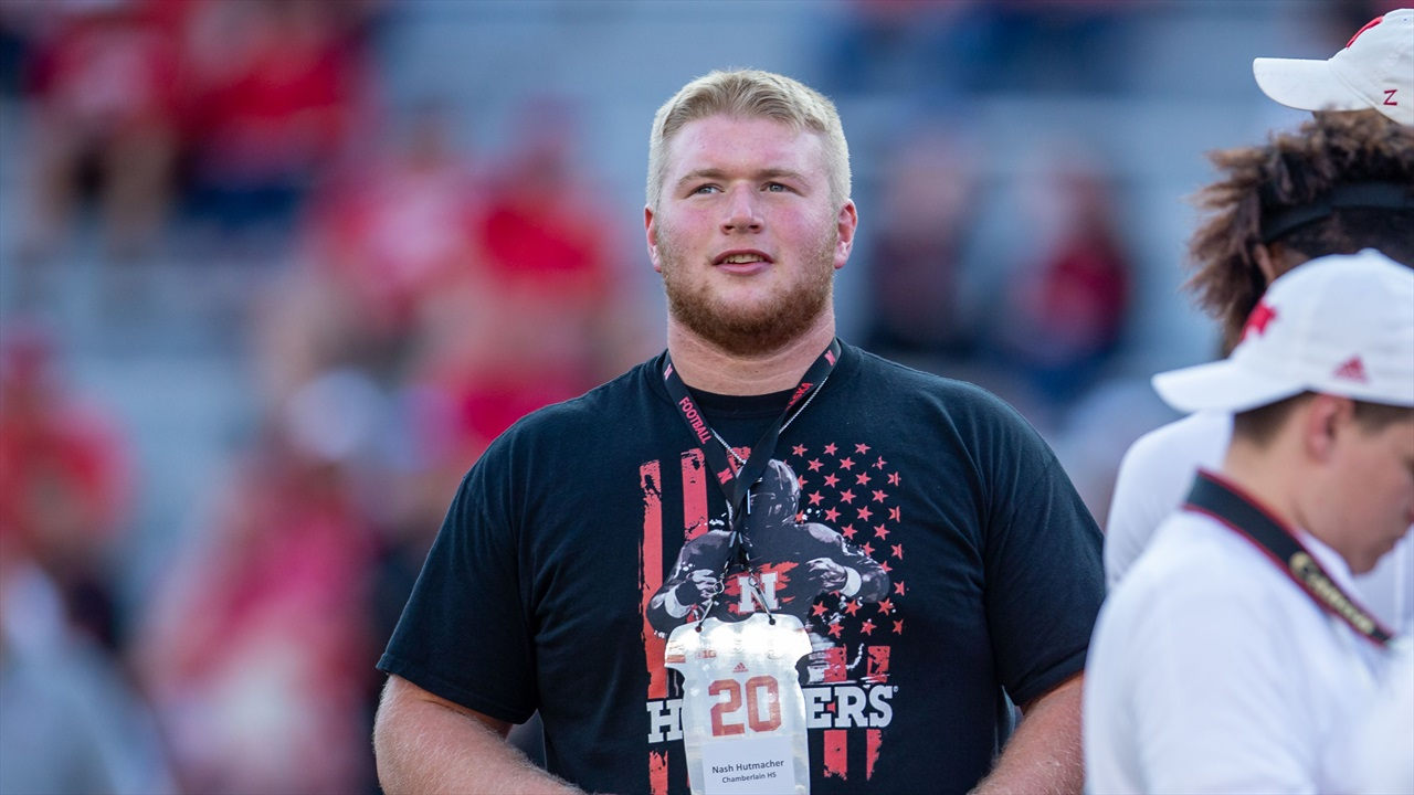 Plan on Seeing Nash Hutmacher at Memorial Stadium a Lot in 2019