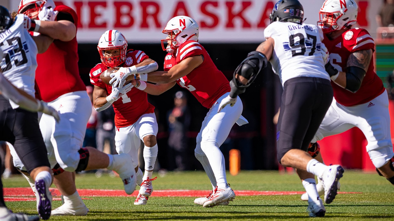 Midterm Report Cards: Nebraska's Disjointed Offense