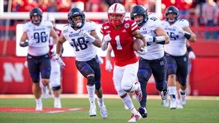 Scoring the Huskers: Wide Receivers and Tight Ends